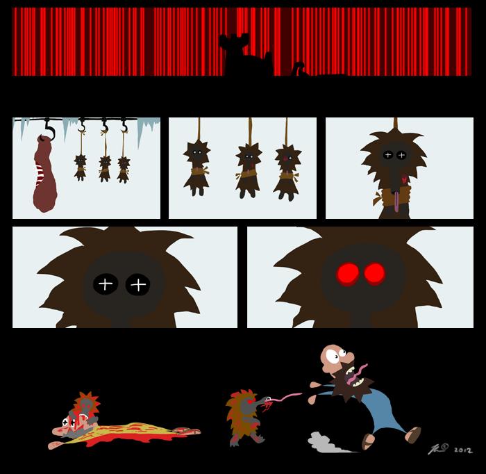 Echidna Revenge